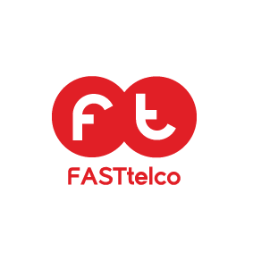 FASTtel Co Logo