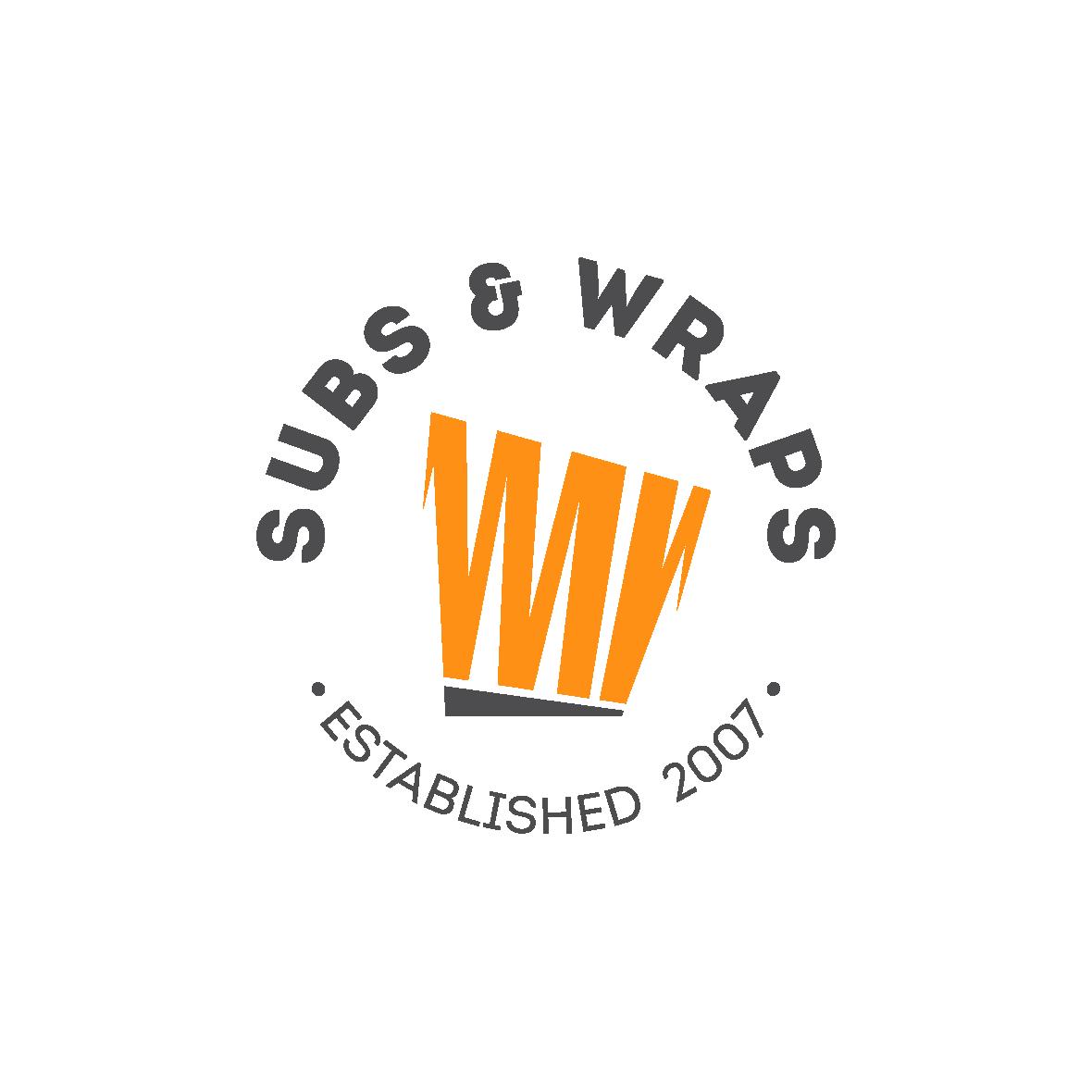 Mr. Subs & Wraps Logo