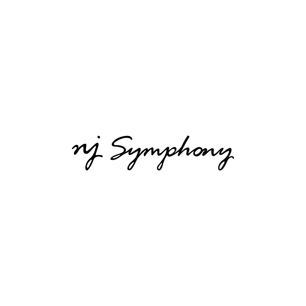 nj Symphony Logo